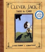 Book cover of CLEVER JACK TAKES THE CAKE