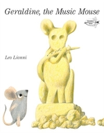 Book cover of GERALDINE THE MUSIC MOUSE