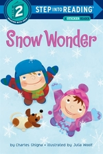 Book cover of SNOW WONDER