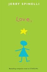 Book cover of LOVE STARGIRL