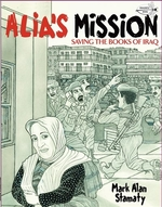 Book cover of ALIA'S MISSION - SAVING THE BOOKS OF IRA