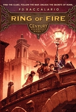 Book cover of CENTURY 01 RING OF FIRE