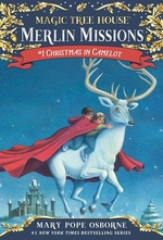 Book cover of MAGIC TREE HOUSE 29 CHRISTMAS IN CAMELOT