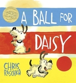 Book cover of BALL FOR DAISY