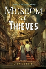 Book cover of KEEPERS 01 MUSEUM OF THIEVES