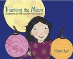 Book cover of THANKING THE MOON