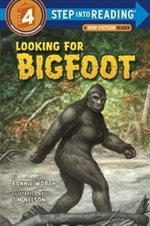 Book cover of LOOKING FOR BIGFOOT