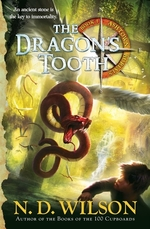 Book cover of ASHTOWN BURIALS 01 DRAGON'S TOOTH