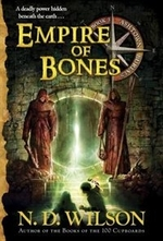 Book cover of EMPIRE OF BONES ASHTOWN BURIALS 3