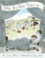 Book cover of WHILE YOU WERE NAPPING