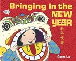 Book cover of BRINGING IN THE NEW YEAR