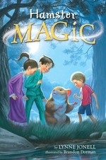 Book cover of HAMSTER MAGIC