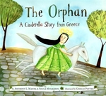 Book cover of ORPHAN - CINDERELLA STORY FROM GREECE