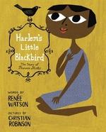 Book cover of HARLEM'S LITTLE BLACKBIRD