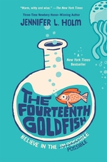 Book cover of 14TH GOLDFISH