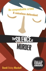 Book cover of SILENCE OF MURDER