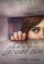 Book cover of BIGGER THAN A BREAD BOX