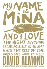 Book cover of MY NAME IS MINA
