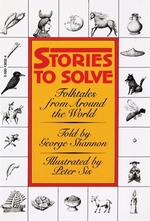 Book cover of STORIES TO SOLVE