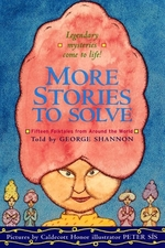 Book cover of MORE STORIES TO SOLVE