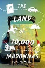 Book cover of LAND OF 10000 MADONNAS