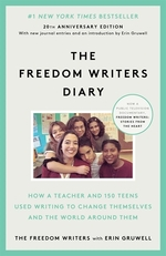 Book cover of FREEDOM WRITERS DIARY