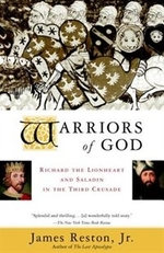 Book cover of WARRIORS OF GOD
