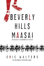 Book cover of BEVERLY HILLS MAASAI