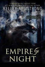 Book cover of AGE OF LEGENDS 02 EMPIRE OF NIGHT