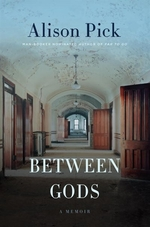 Book cover of BETWEEN GODS