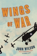 Book cover of WINGS OF WAR