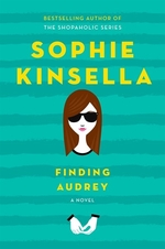 Book cover of FINDING AUDREY