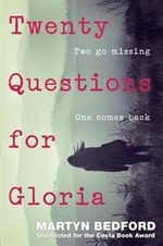 Book cover of 20 QUESTIONS FOR GLORIA