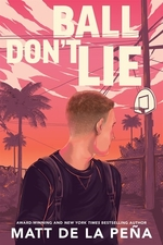 Book cover of BALL DON'T LIE