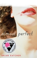Book cover of ALMOST PERFECT