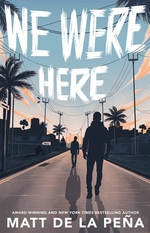 Book cover of WE WERE HERE