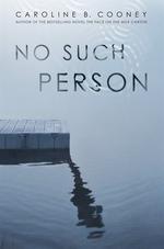 Book cover of NO SUCH PERSON