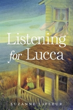Book cover of LISTENING FOR LUCCA