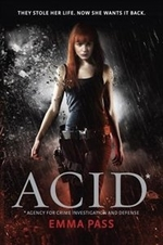 Book cover of ACID