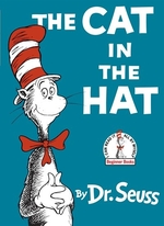 Book cover of CAT IN THE HAT