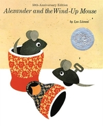 Book cover of ALEXANDER & THE WIND-UP MOUSE