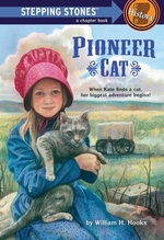 Book cover of PIONEER CAT