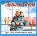 Book cover of FLY AWAY HOME
