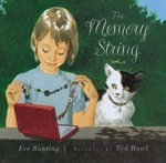 Book cover of MEMORY STRING