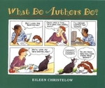 Book cover of WHAT DO AUTHORS DO