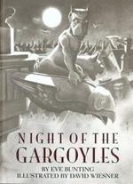 Book cover of NIGHT OF THE GARGOYLES