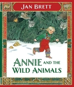 Book cover of ANNIE & THE WILD ANIMALS