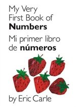 Book cover of MY VERY 1ST BOOK OF NUMBERS MI PRIMER LI