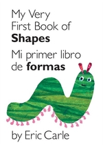 Book cover of MY VERY 1ST BOOK OF SHAPES MI PRIMER LIB