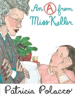 Book cover of A FROM MISS KELLER